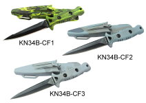 Spearfishing knife